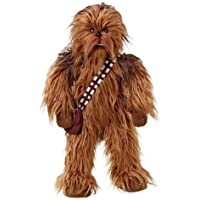 Star Wars 00825J 24-Inch Mega Poseable Chewbacca Talking Plush, 24 Inches