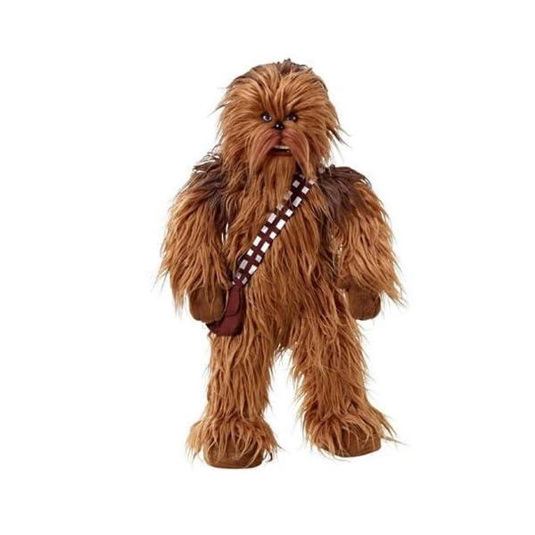 Star Wars 00825J 24-Inch Mega Poseable Chewbacca Talking Plush, 24 Inches 1