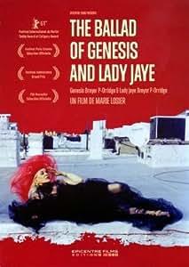 The Ballad of Genesis and Lady Jaye ( Balada o Genesisovi a Lady Jaye ) ( The Ballad of Genesis & Lady Jaye )