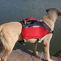 Starter Chalecos Salvavidas-Chaleco Salvavidas 2 En 1 Para Mascotas-pet Mochila Chaleco Salvavidas-nylon/EPE-M/L