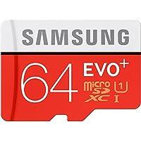 Speicherkarte Micro SD Samsung EVO PLUS 64GB mb-mc64d