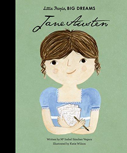 Jane Austen par Isabel Sanchez Vegara