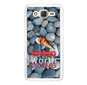 a AND b Designer Printed Mobile Back Cover / Back Case For Samsung Galaxy J7 (SG_J7_2849)