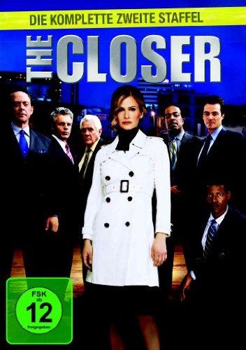 The Closer - Staffel 2 (4 DVDs)