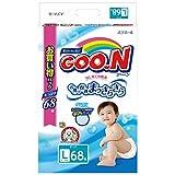 GOO.N ( Goon ) Pañales japoneses L (9-14 kg) 68 pc. // GOO.N ( Goon ) Japanese diapers nappies size - L (9-14 kg) 68 pc. // GOO.N ( Goon ) Японские подгузники size - L (9-14 kg) 68 pc.