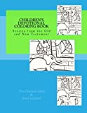 Children's Devotional Coloring Book: Stories from the Old and New Testament by Tina Chambers Smith (2015-11-23)
