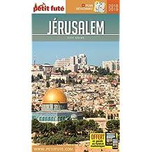 Petit Futé Jérusalem (1Plan détachable)