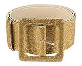 Boland 00565 - Gürtel, Circa 120 x 5.5 cm, Gold