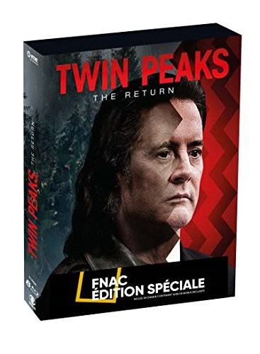 Twin Peaks : The Return [Blu-ray]