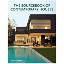 The Sourcebook of Contemporary Houses by Vidiella, Àlex Sánchez (2012) Hardcover