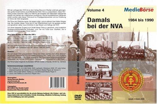 Damals bei der NVA - 1984 bis 1990. Volume 4