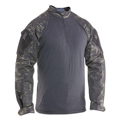 Tru-Spec Combat Shirt UBACS - MultiCam Black - Größe wählbar