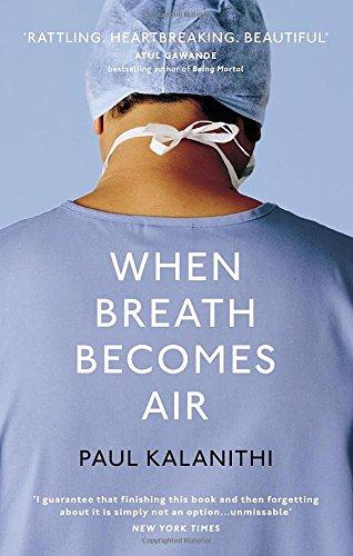 Buchseite und Rezensionen zu 'When Breath Becomes Air' von Paul Kalanithi