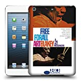 Head Case Designs Offizielle Blue Note Records Art Blakey Free for All Album Ruckseite Hülle für iPad Mini 1 / Mini 2 / Mini 3