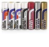 Farbspray 400 ml, weihnachtsrot 295 (Grundpreis: 2,17EUR/100 ml)