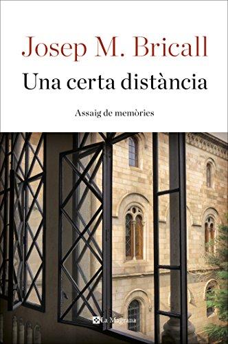 Una certa distància (ORIGENS) (Catalan Edition)