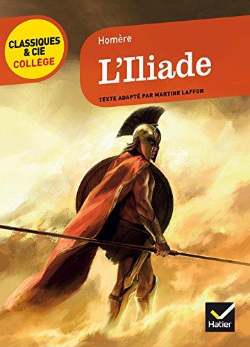 L'Iliade par Homère