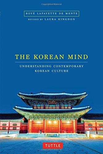 Korean Mind por Boye Lafayette De Mente