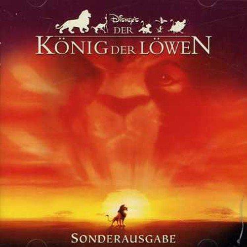 Der König der Löwen (Sonderausgabe) (Der König Soundtrack Cd Löwen)