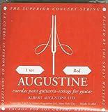 Augustine Red Konzertgitarre Saiten-Set Medium Tension