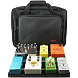 Pedalboard DIY Make By Aluminium Alloy (37x27cm with Bag)