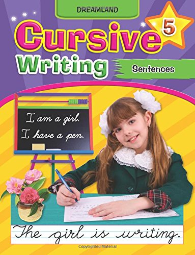 Cursive Writing Book (Sentences) - Part 5