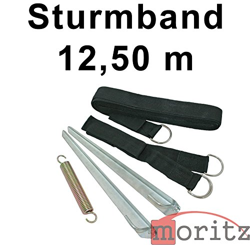 Moritz Original Sturmband 12,50 m Sturmsicherung Spannb… | 00796890271636