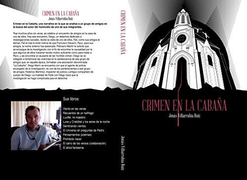 Crimen en la Cabaña por Jonás Villarrubia  Ruiz