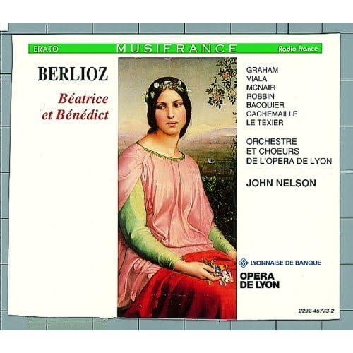 """Béatrice et Bénédict : Act 2 """"Du vin! du vin"""" [Chorus]"""