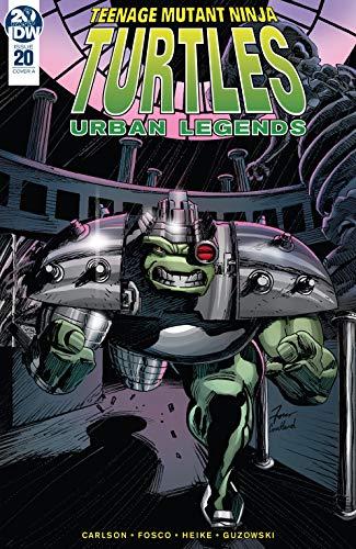 Teenage Mutant Ninja Turtles: Urban Legends #20 (English ...