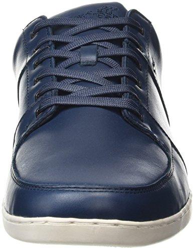 Homens Spencer Marinho Lea azul Nvy Boxfresh Sneaker Azul L Icn 44rAqxZv