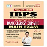 IBPS Recruitment of Bank Clerks CWE - 7 Main Exam Study Material Books
