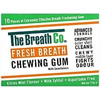Atemfrische--Kaugummi mit Sauerstoff gegen Mundgeruch