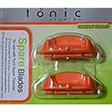 Tonic Studios Super Trimmer Spare Blades, Metal, Orange, 5.5 x 2 x 2.6 cm