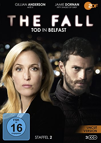 The Fall - Tod in Belfast - Staffel 2 [3 DVDs]