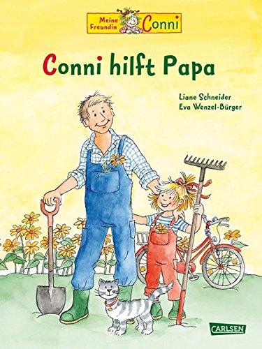 Conni-Bilderbücher: Conni hilft Papa
