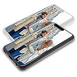 Personalisierte Premium Foto-Handyhülle für Huawei-Serie selbst gestalten mit Foto bedrucken, Hülle:TPU-Silikon / Transparent (Seiten), Handymodell:Huawei P10