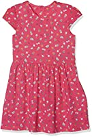 Mothercare Girl's Fruity Ice Cream Dress Short Sleeve, Pink, 9-12 Months (Manufacturer Size:80)