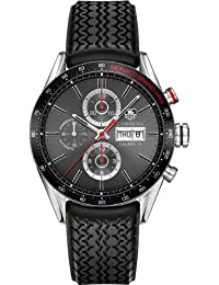 TAG Heuer Carrera Calibre 16 Day-Date Automatik Chronograph Monaco Grand Prix 2013 Limited Edition CV2A1M.FT6033