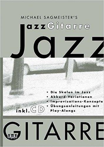 Michael Sagmeister\'s Jazzgitarre