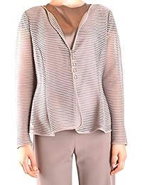 Armani Collezioni Mujer MCBI35726 Gris Poliamida Chaqueta