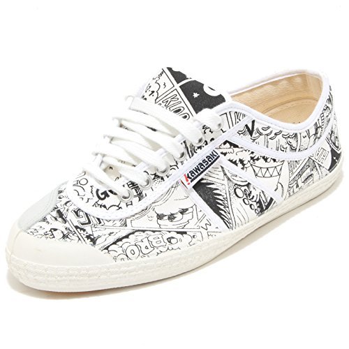 67714 sneaker KAWASAKI CARTOON (senza scatola ) scarpa bimbo bimba shoes kids [28]