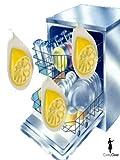 Spülmaschinen Deo 3er Pack,Duftspender, Duft für Spülmaschine, Geschirrspüler, Geschirrspülmaschine 3 St. von Conny Clever®
