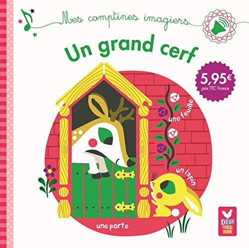 Un grand cerf por Aurélie Desfour