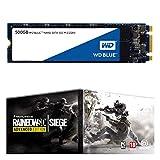 WD Blue 3D NAND SATA SSD Unità allo Stato Solido Interna M.2, 500GB
