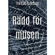 Rädd för musen (Swedish Edition)