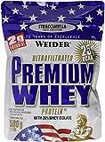 Weider Premium Whey Préparation pour boisson protéinée Gout stracciatella 500 g