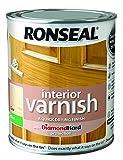 Ronseal Interior Varnish Matt 750ml Klar