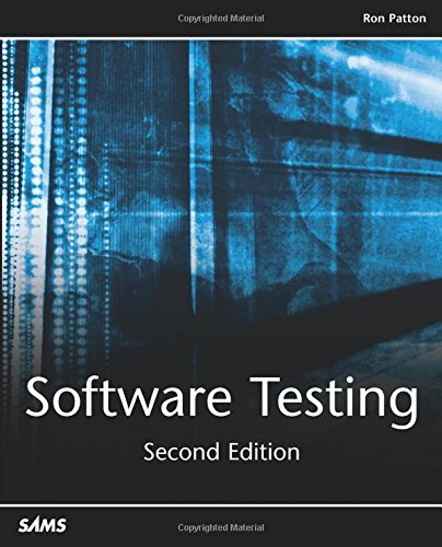 Pdf Download Software Testing Ebook Epub Kindle By Ron Patton 31aqr2w5y4tfhu7g