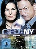 CSI: NY - Season 8.2 [3 DVDs]